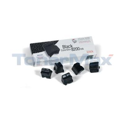 XEROX BLACK COLORSTIX 8200 INK STICKS